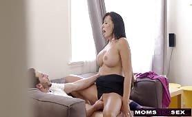 Step Step Mom And Son Cum Together S9:E1