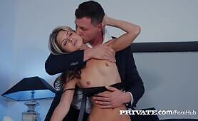 Submissive Gina Gerson Gets Banged Anally!