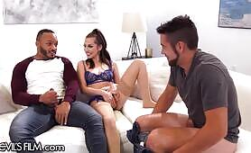 Bisexual Threesome With My Wife And My BFF