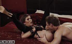 Paige Owens In Handcuffs Gets Fucked Hard And Fast